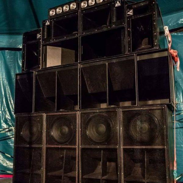 Holy sound system