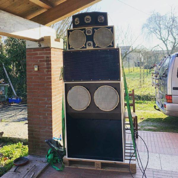 BLUE SHEPHERD SOUND SYSTEM