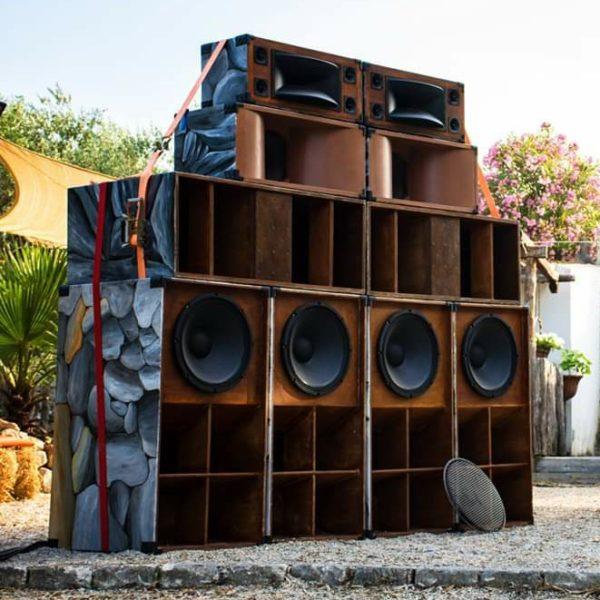 BAD SIDE SOUND SYSTEM