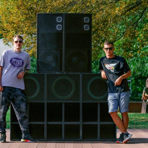 BIG ROBA Sound System