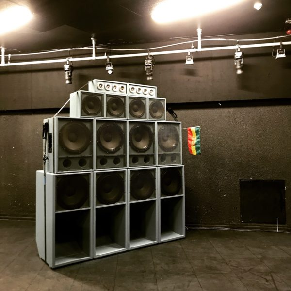 Food Bass Shelter Soundsystem