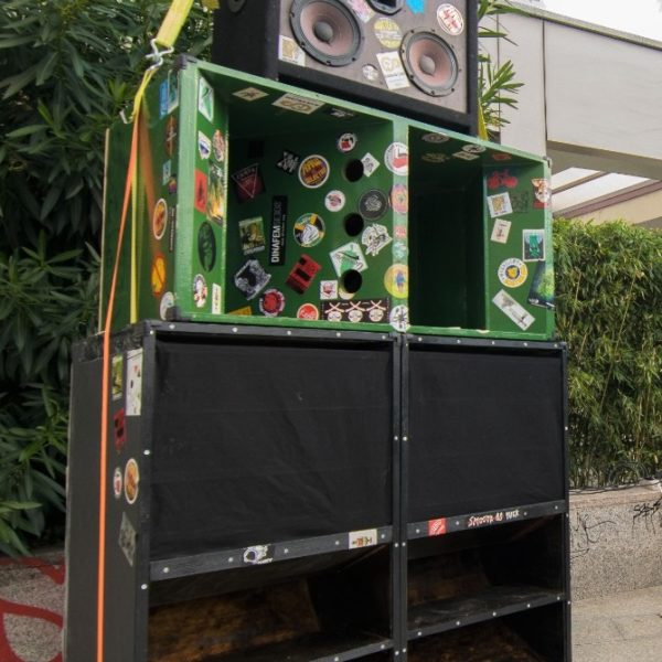 Raw Selectas Ordigno Sound System