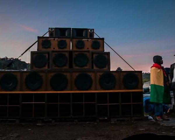 Relíquia Dub sistema de som
