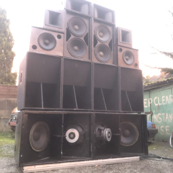 Stack Up Sound System