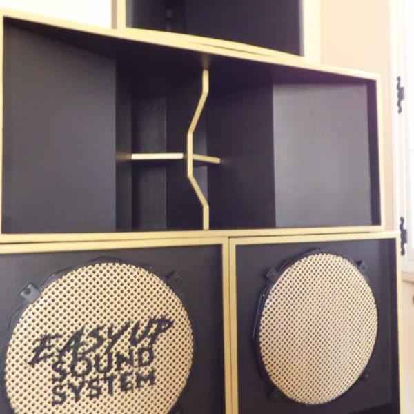 Easy up soundsystem